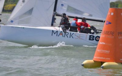 "Wally Cross Reports MARKSETBOT as Sailing's ""Next Big Thing"""