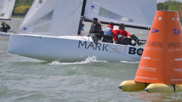 "Wally Cross Reports MARKSETBOT as Sailing's ""Next Big Thing"""