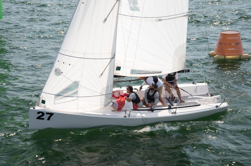 Premiere Sailing League Introduces Robotic Marks