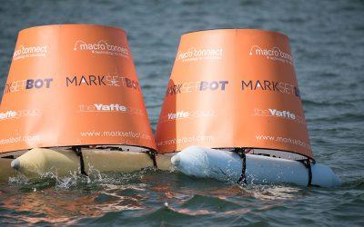 Robotic Marks Provide Logistics Solution