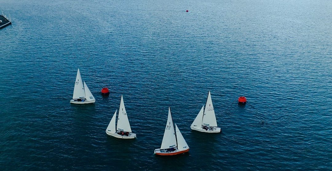 The First Fully Automated Regatta