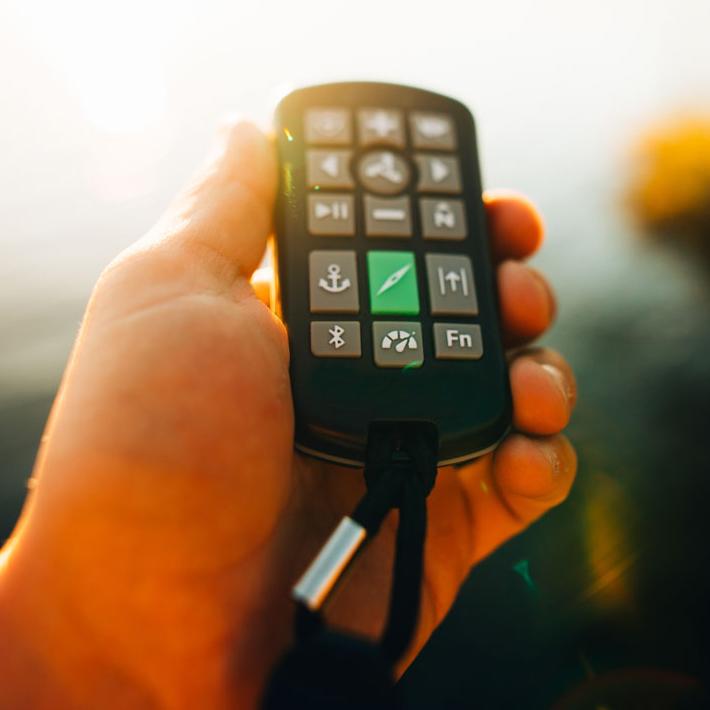 Télécommande hors réseau MarkSetBot