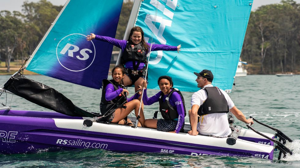 SailGP Inspire relaunches with greater focus on inclusivity and diversity