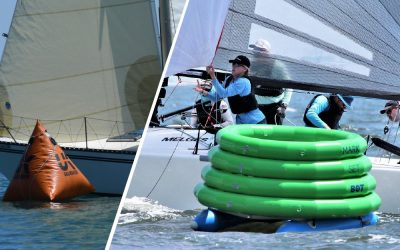 Accuracy, Visibility and All-Day Positioning: MarkSetBot stands out on the water